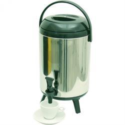 Thermo-Getränkebehälter 10 ltr. - 3 Klappfüße