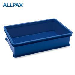 Transport-/Lagerkasten, blau