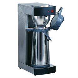 ALLPAX Filter-Kaffeemaschine + 2.2-li-Pumpkanne, Edelstahl