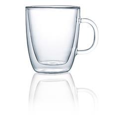 Teetasse  aus Glas