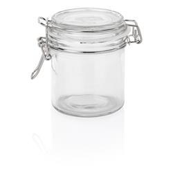 Bügelverschlussglas aus Glas Deckel mit Dichtung