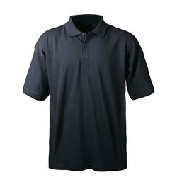 RICHARD POLO-SHIRT SCHWARZ