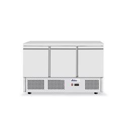 Kühltisch 3 türig     -2/+8 gr