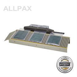 polystar® Durchlauf-Schweißgerät zur Montage an einer Rollenbahn - 2kg