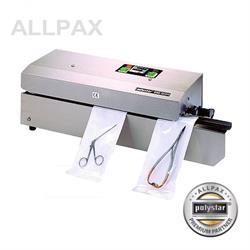 polystar® 850 DSmDurchlauf-Schweißgerät für TYVEK-Beutel