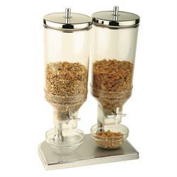 Cerealien-Spender 2 x 4,5 Liter