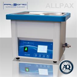 PALSSONIC Ultrasoon Reiniger 10 liter, gelakte metalen behuizing MF
