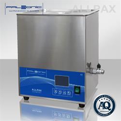 PALSSONIC Ultraschallreinigungsgerät 14 Liter, Edelstahl-Gehäuse