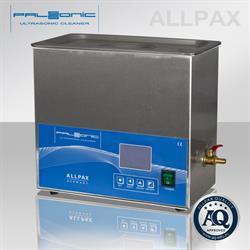 PALSSONIC Profi Ultraschallreiniger 6 Liter, Mehrfrequenzgerät 25/45 kHz