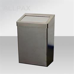 Abfallbehälter, autom. Klappe, 60 Liter