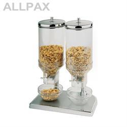 Cerealienspender -Fresh & Easy- ca. 22 x 35 cm, Höhe 52 cm