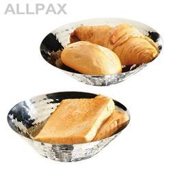 Brot- und  Obstschale, rund