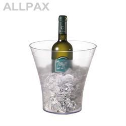 Wein- / Sektkühler ca. Ø (oben) 22 cm, H: 23 cm