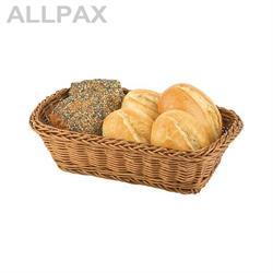 Brot- und Obstkorb, rechteckig