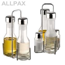 Essig-und Öl-Menage -PROFI -