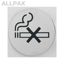Türsymbol -Nicht rauchen-