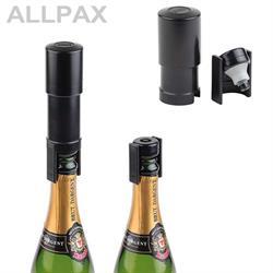 Champagner-/Sektkonservator ca. Ø 4,5 cm, Höhe 12 cm