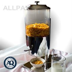 Ontbijtgranen dispenser, 1 kg volume