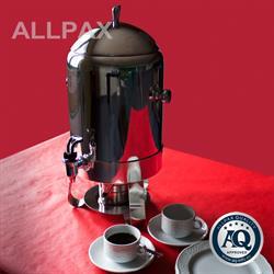 Allpax Edelstahl Kaffee-Dispenser, 11,5 Liter