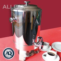 Allpax Edelstahl Kaffee-Dispenser, 9 Liter