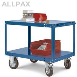Manuflex Tischwagen Transo Ladehöhe 210 mm