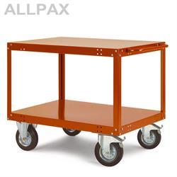 Manuflex Tischwagen Transo Ladehöhe 255 mm