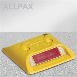 Markierungsnagel gelb oder weiss 105 x 105 x 20 mm