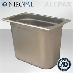 NIROPAL Gastronormbak GN 1/4, diepte 200 mm
