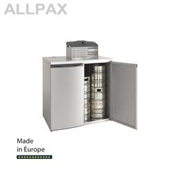 Fasskühler FK 6-XL inkl. Maschinenaufsatz FKM 2