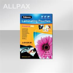 Laminierfolientaschen - glänzend - Format A4 -