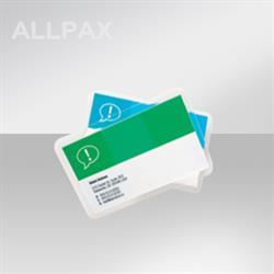 Laminierfolientaschen Card Pouch - glänzend - Sonderformate -