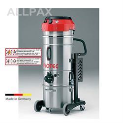 Hochleistungs-Industriesauger, 35 ltr. V2A Behälter