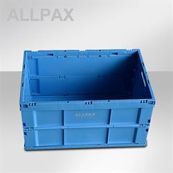 Aufbewahrungsbox Kunststoff LxBxH 40 x 60 x 32 cm, faltbar
