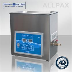 PALSSONIC Profi Ultraschallreiniger 5 Liter