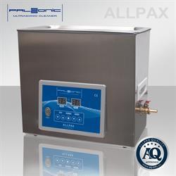 PALSSONIC Ultraschallreinigungsgerät 6 Liter, Edelstahl-Gehäuse