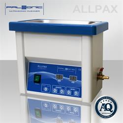 PALSSONIC Ultraschallreinigungsgerät 10 Liter, lackiertes Gehäuse