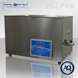 PALSSONIC Ultraschallreinigungsgerät 22 Liter, Edelstahl-Gehäuse