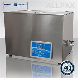 PALSSONIC Ultraschallreinigungsgerät 30 Liter, Edelstahl-Gehäuse