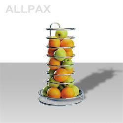Etagere für Früchte