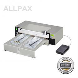 polystar® 618 M-RPA Tischschweißgerät mit Fußtaster