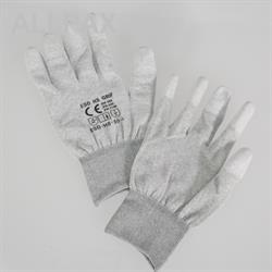 ESD Handschuhe Mischgewebe Gr. XL