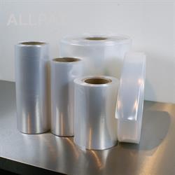 Schlauchfolie Breite: 50 mm (5 cm)