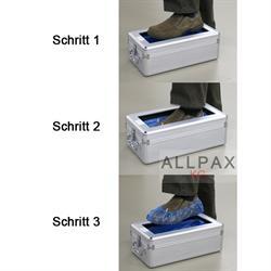 Schuhhüllenspender Premium