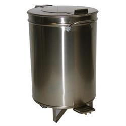 Abfalleimer 50 Liter Hubdeckel