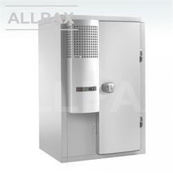 NordCap Kühlzelle 140 x 140 cm 2,8 m³ mit Kühlmaschine
