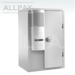 NordCap Kühlzelle 170 x 170cm 4,38m³ mit Kühlmaschine