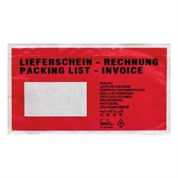 *LIEFERSCHEIN/RECHNUNG* VERSANDTASCHE