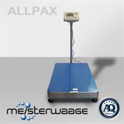 Plattformwaage 60x80cm