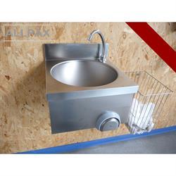 Handwaschbecken mit Knieschalter & Timer