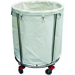 Wäschewagen, rund